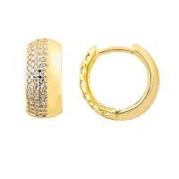 14K Asmina Gold Fantazi Küpeler